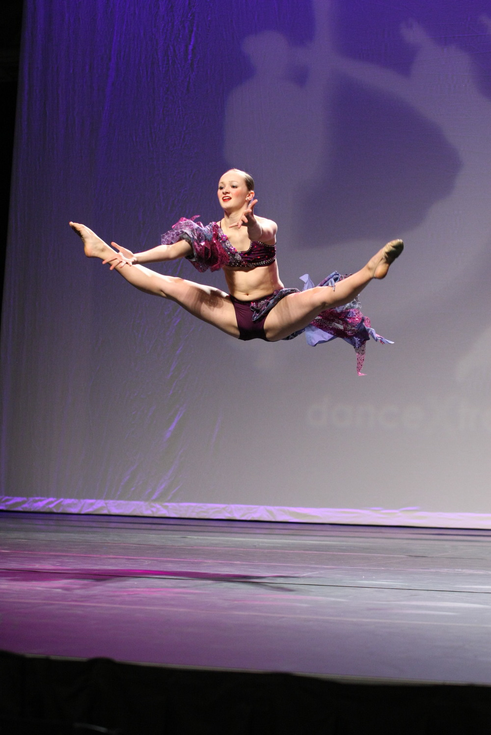 2012 - Annie Carlson from Center Stage Dance Studio