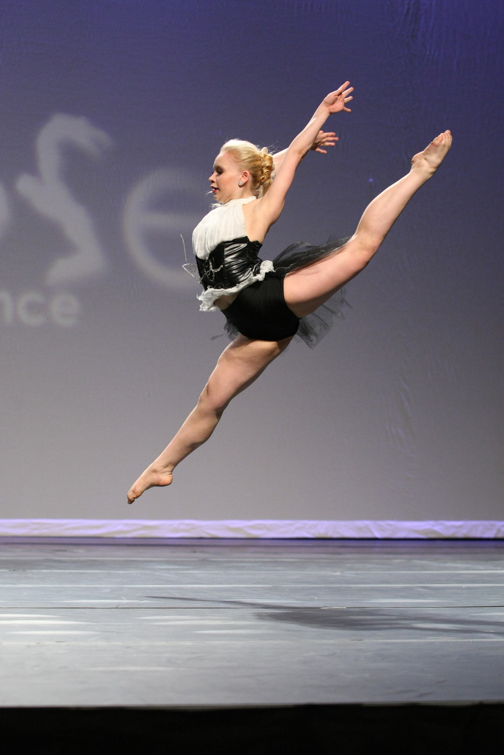 2012 - Rachel Harris from Northland School of Dance
