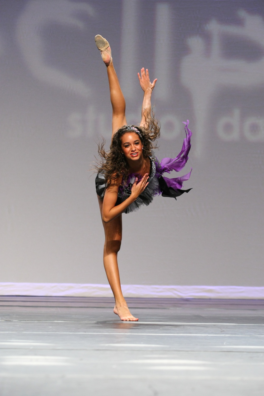 2012 - Mariana Brinkley from Center Stage Dance Studio