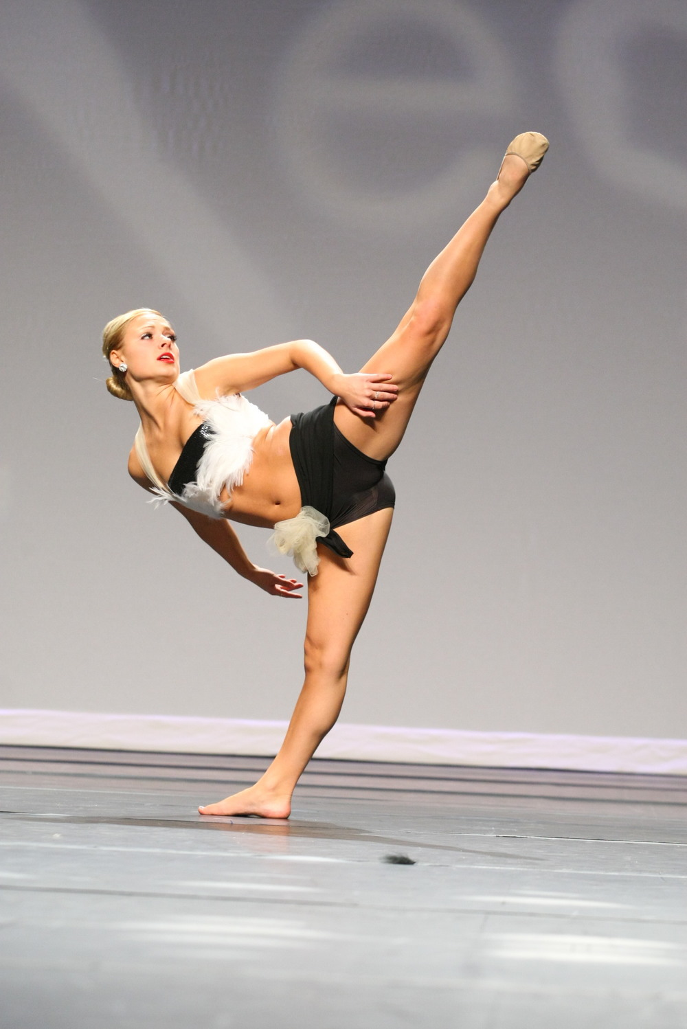 2012 - Jacqui Johnson from Stella Dance Studio