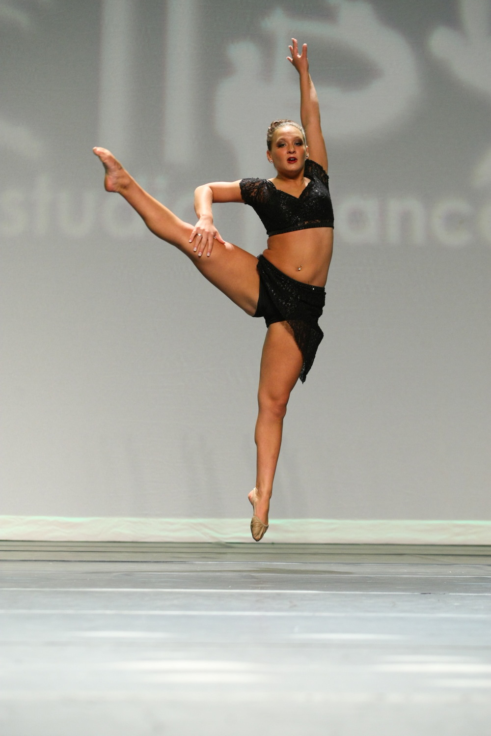 2012 - Michaela Voss from Metro Dance Center