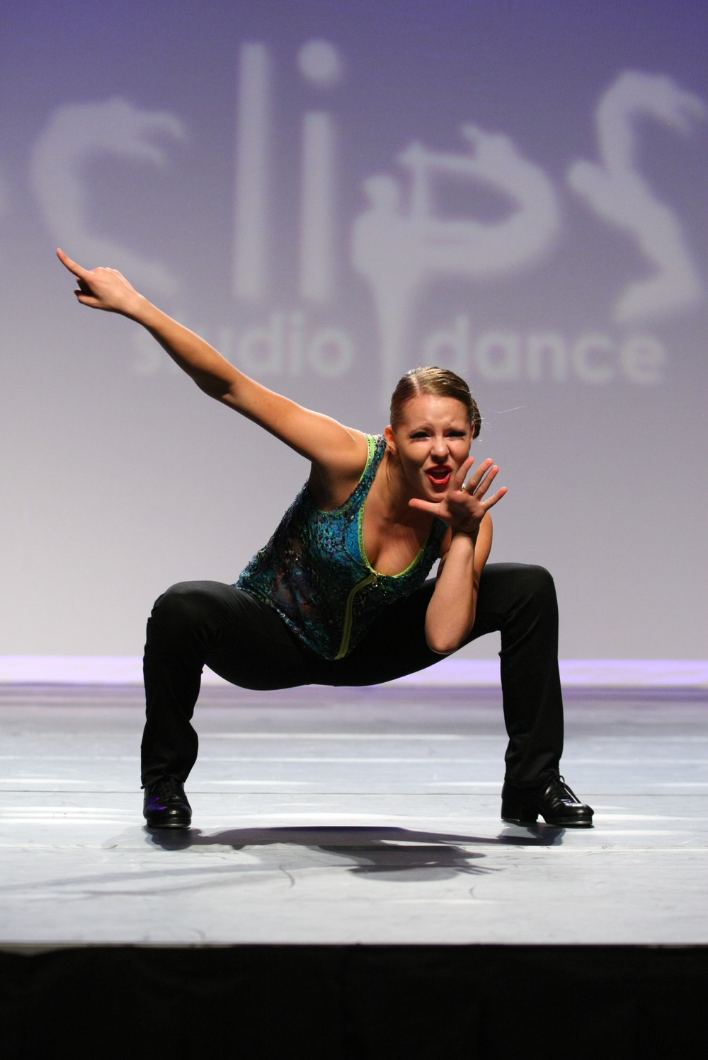 2012 - Drew Geck from Metro Dance Center