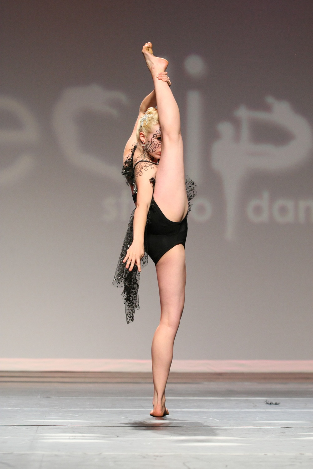 2012 - Alyssa Ness from Northland School of Dance