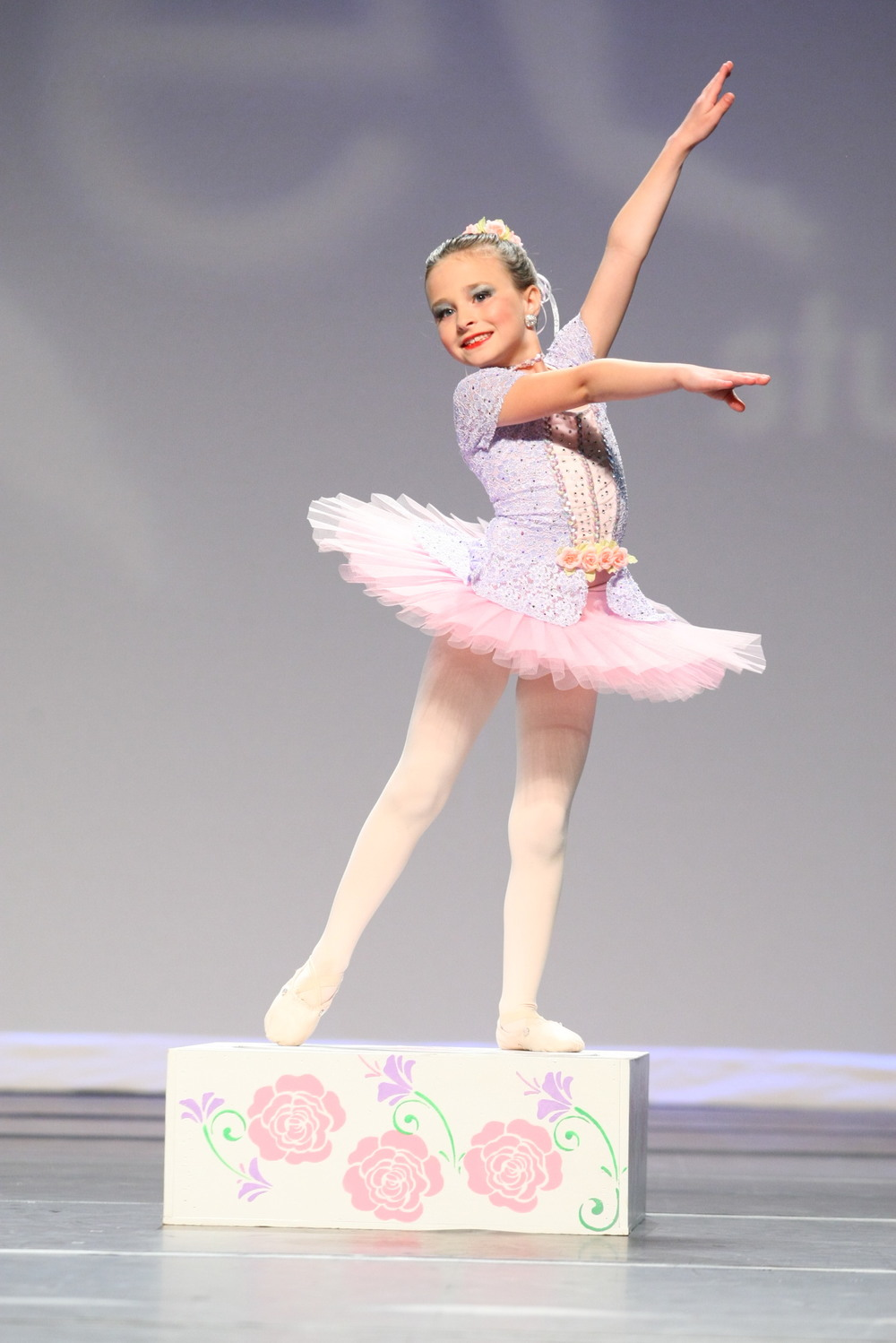 "2012 - ""Music Box Dancer"" from Fancy Dancin"