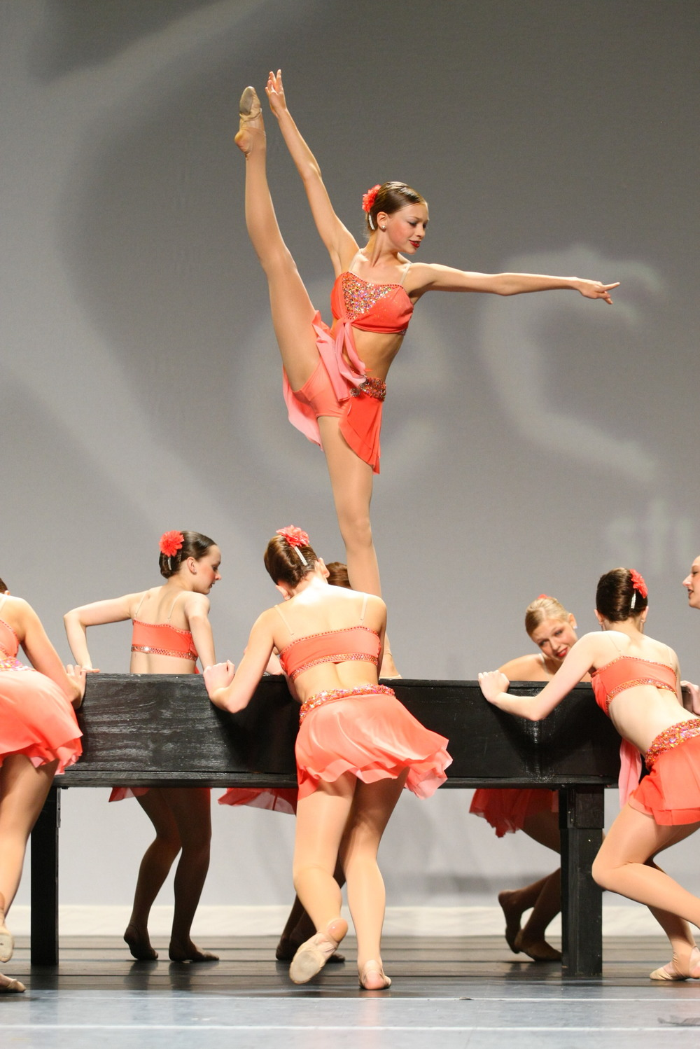 "2012 - ""Killing Me Softly"" from Center Stage Dance Studio"