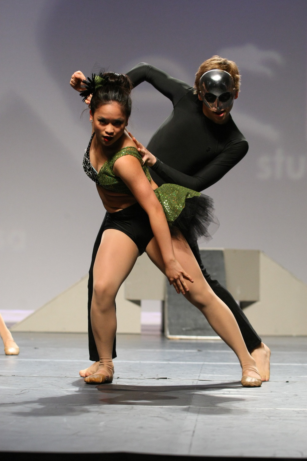 "2012 - ""Abduction"" from Metro Dance Center"