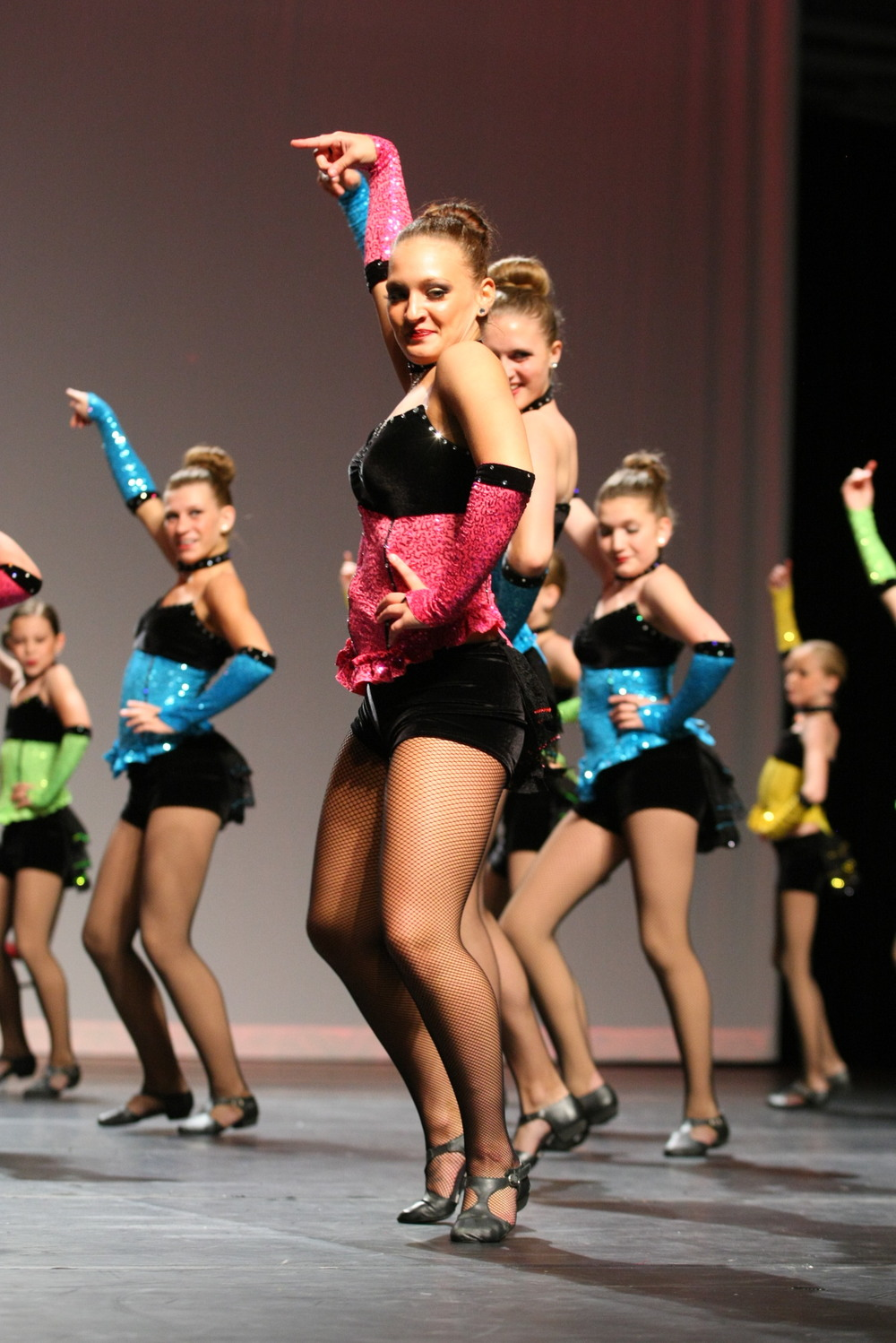 "2012 - ""Too Darn Hot"" from Metro Dance Center"