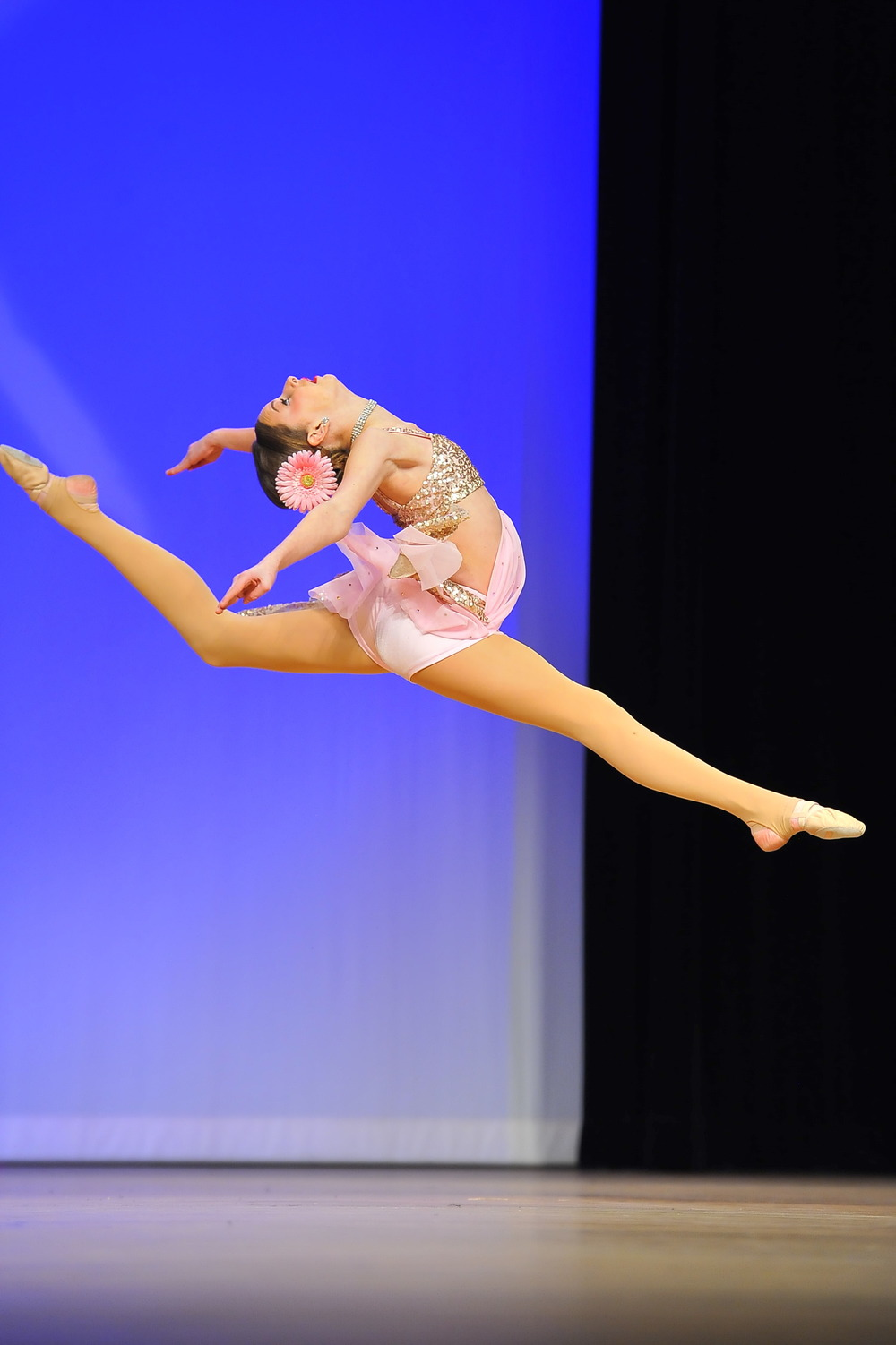 2013 - Allison Guse from Arabesque School of Dance
