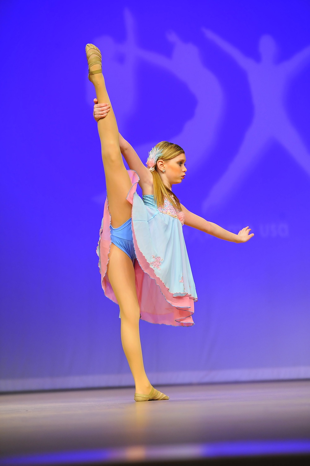 2013 - Kylie Serson from The Dance Factory