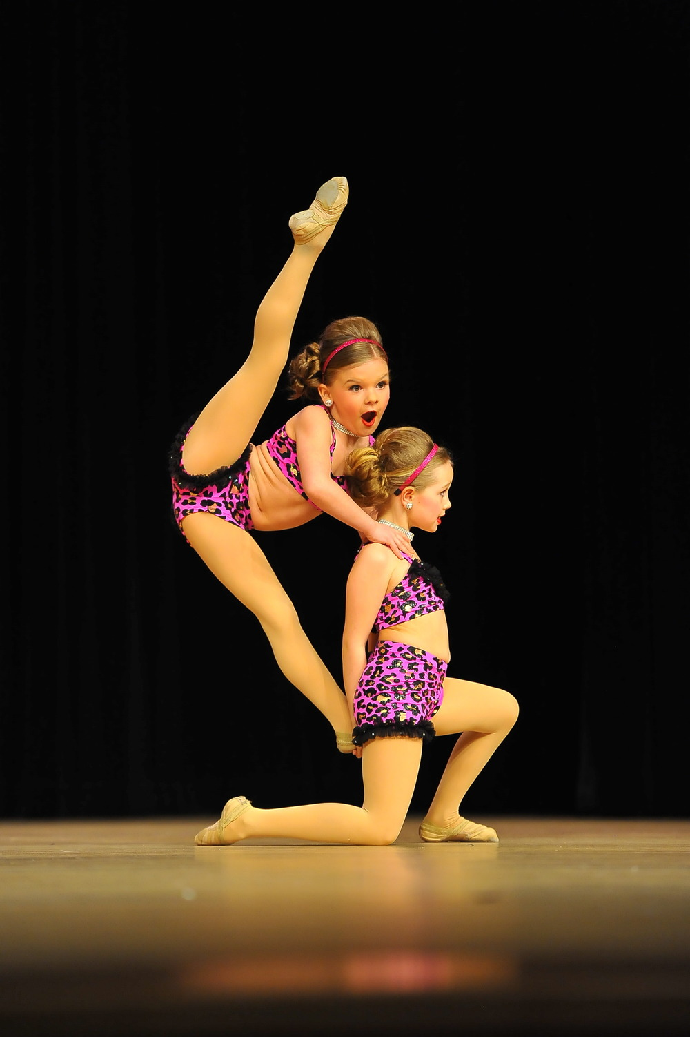 "2013 - ""Pink Panther"" from Arabesque School of Dance"
