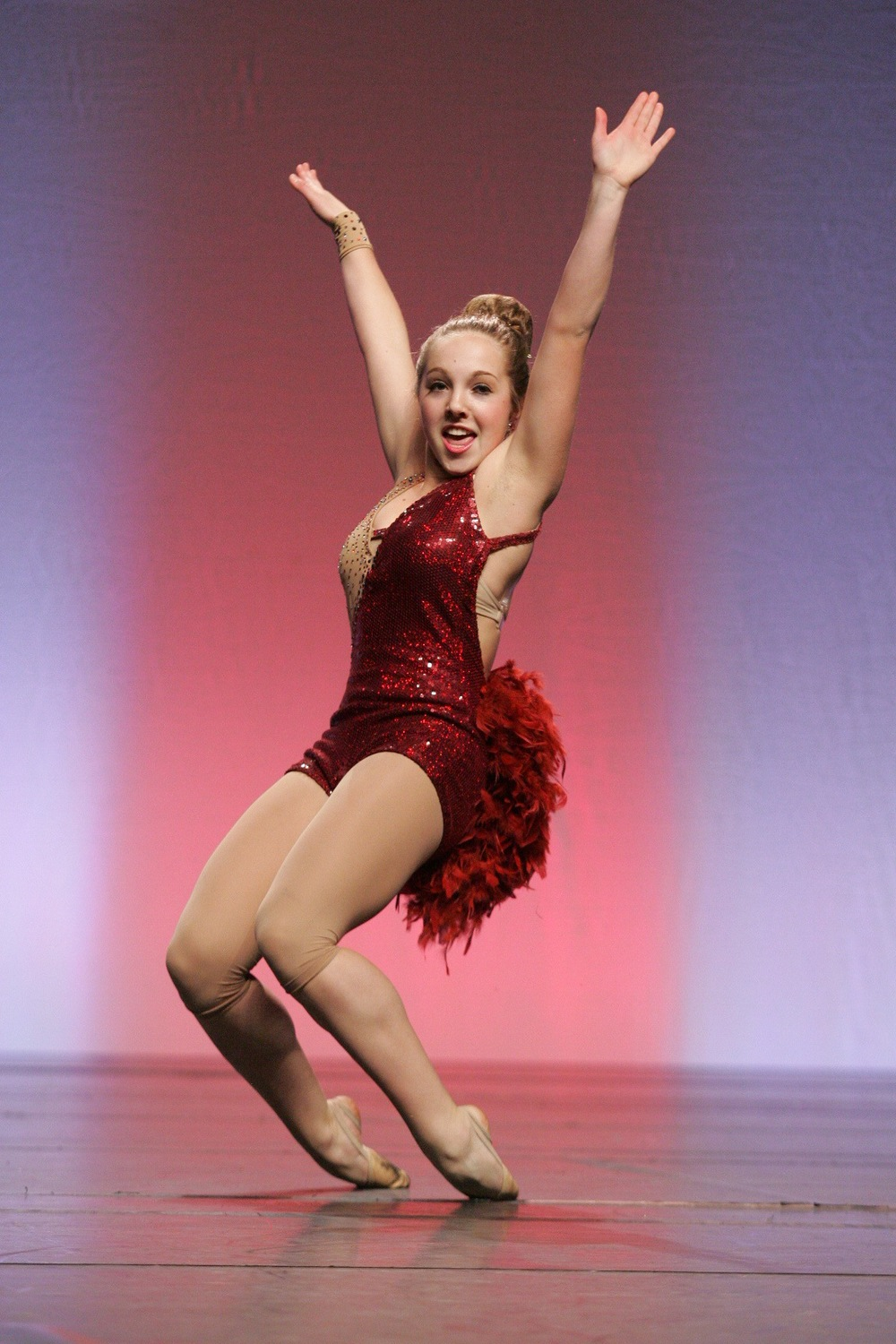 2013 - Alivia Fuhrman from Misty's Dance Unlimited