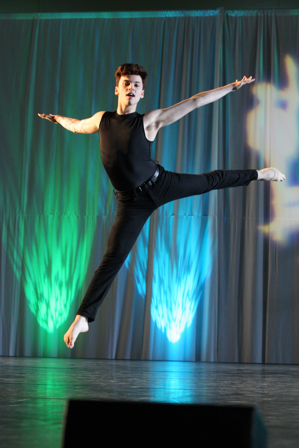 2013 - Max Erickson from Metro Dance Center