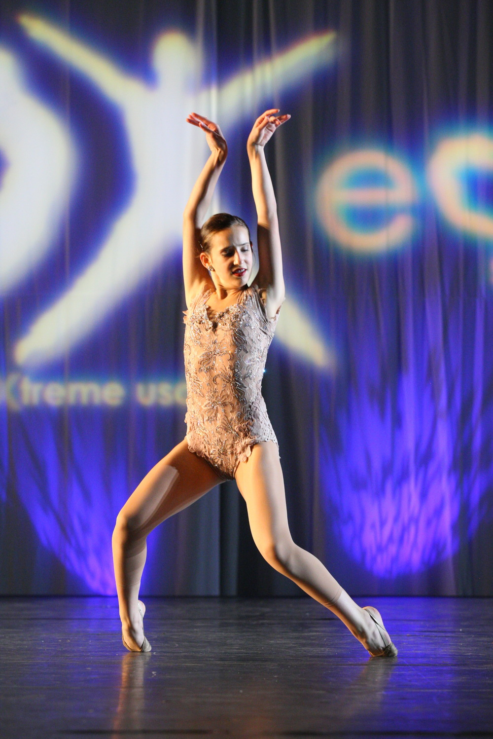 2013 - Angelina Borgen from Larkin Dance Studio