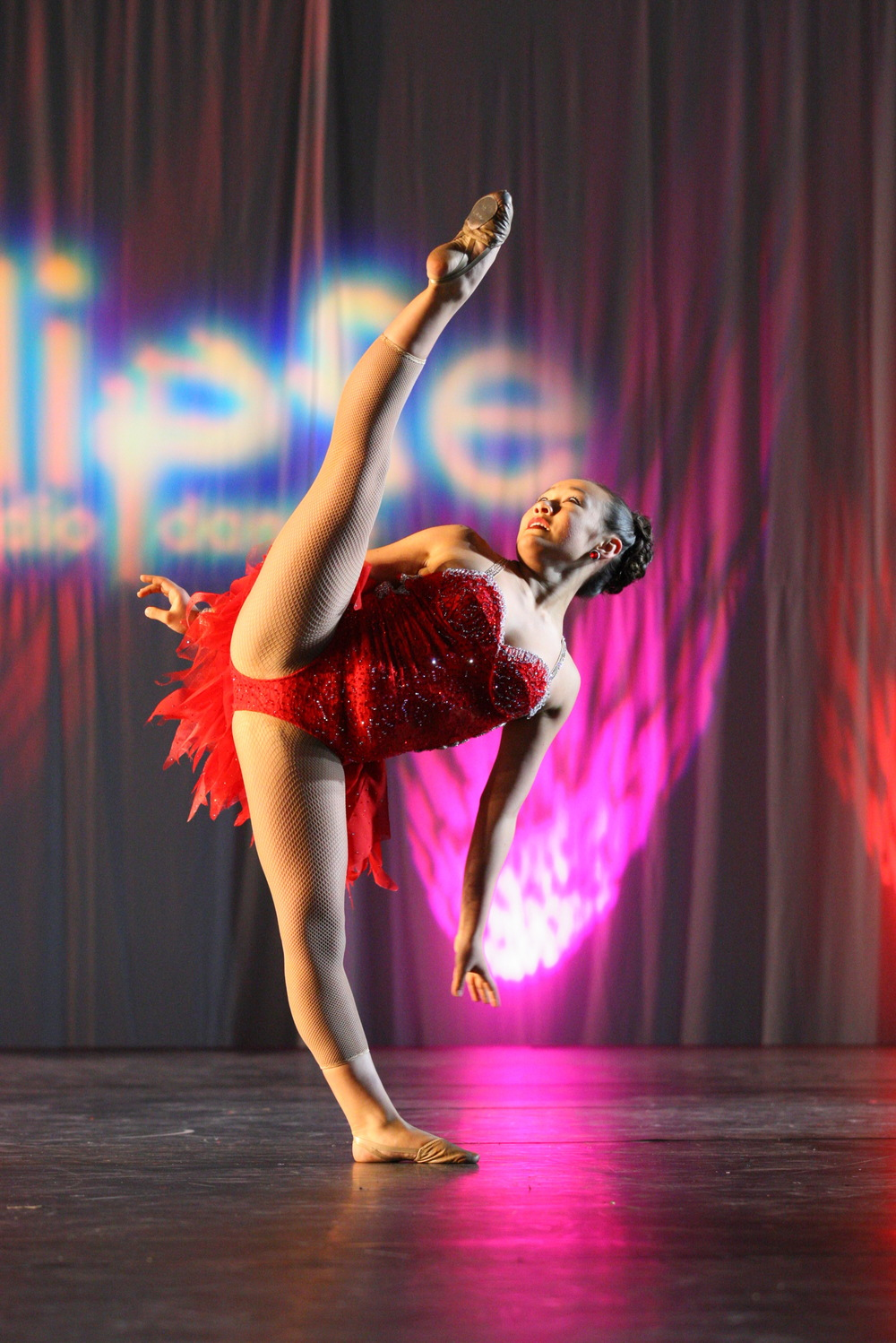 2013 - Chloe Bauer from Larkin Dance Studio