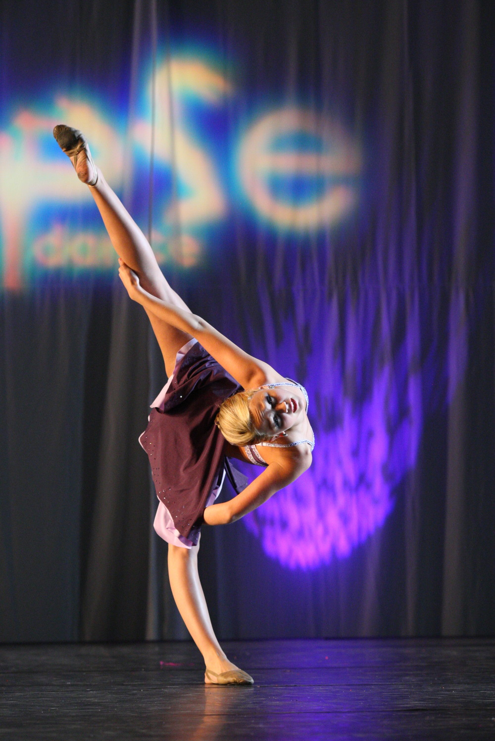 2013 - Alyssa Jacobs from Larkin Dance Studio