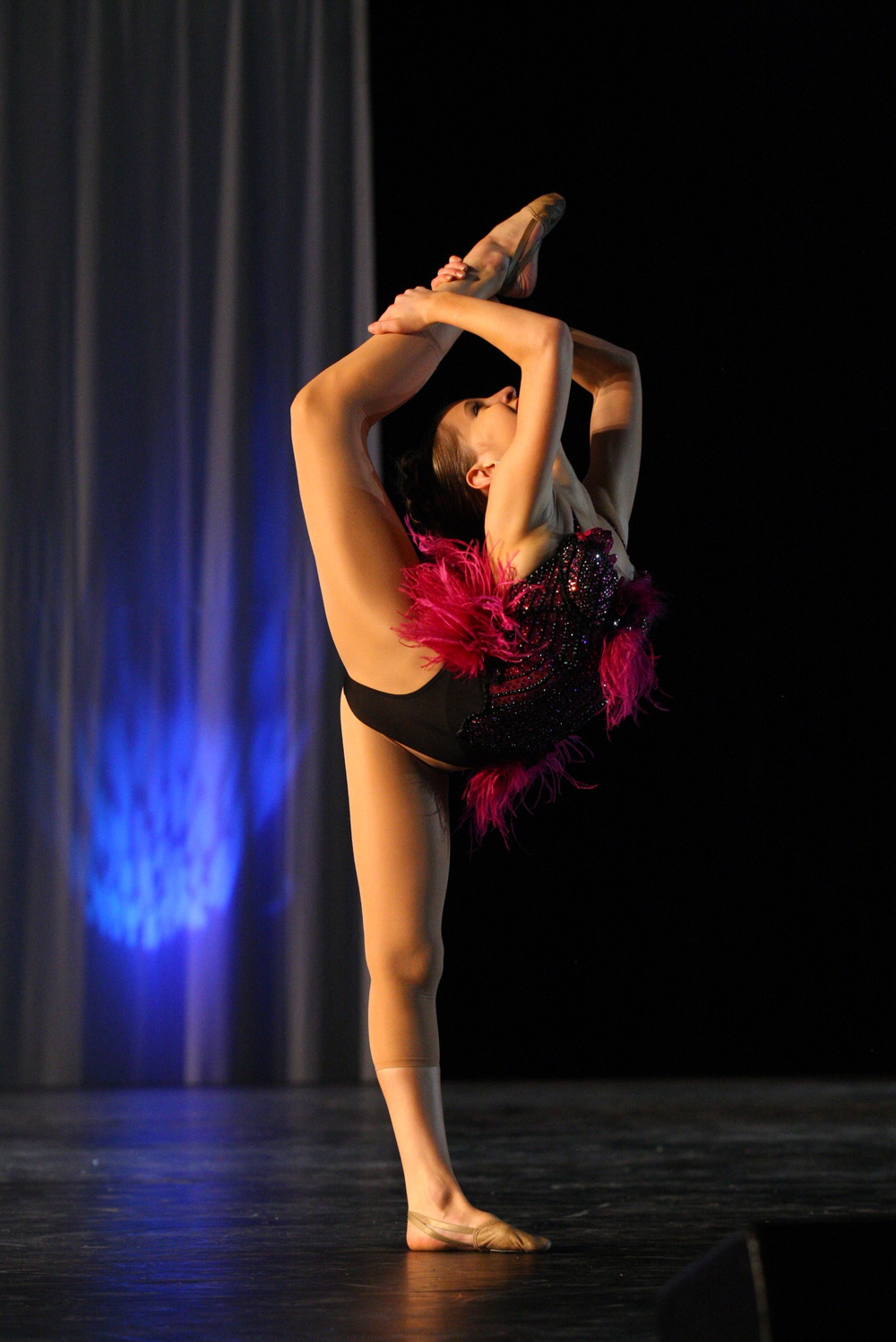 2013 - Ashley Kolling from Larkin Dance Studio