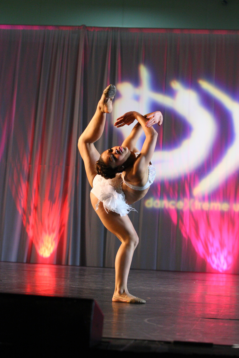 2013 - Malia Oliver from Larkin Dance Studio