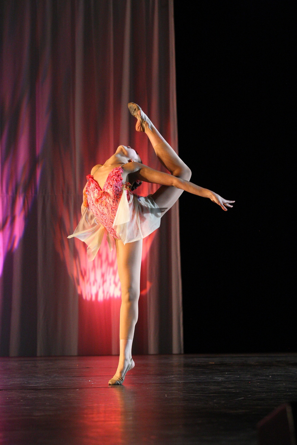 2013 - Anne Jackson from Larkin Dance Studio