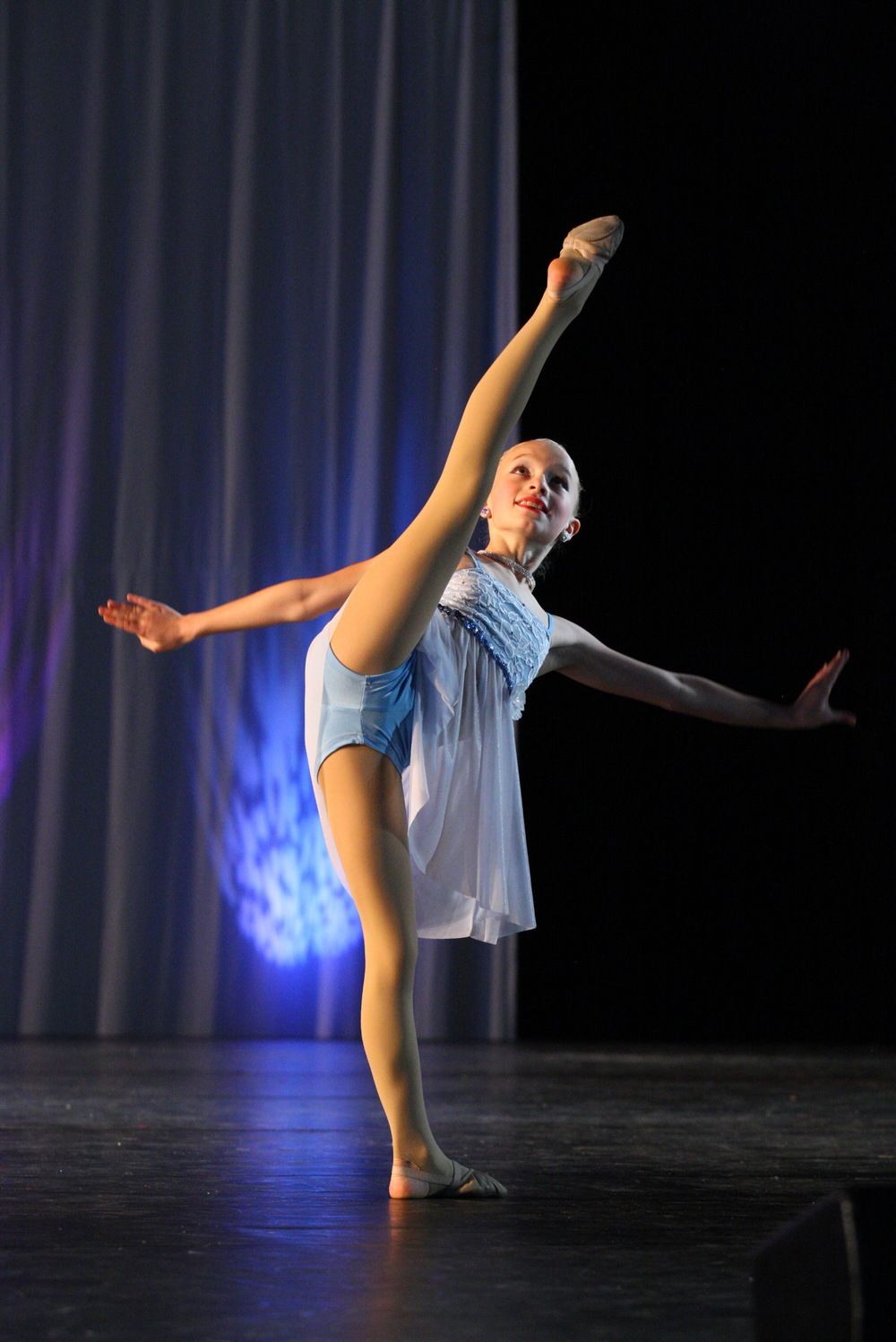 2013 - Marie Thayer from DD's Dance Studio