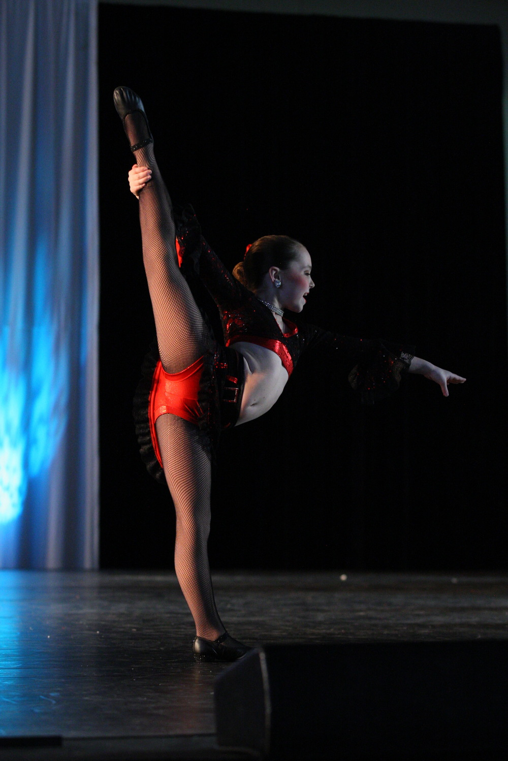 2013 - Elizabeth Kerr from South Metro Dance Academy