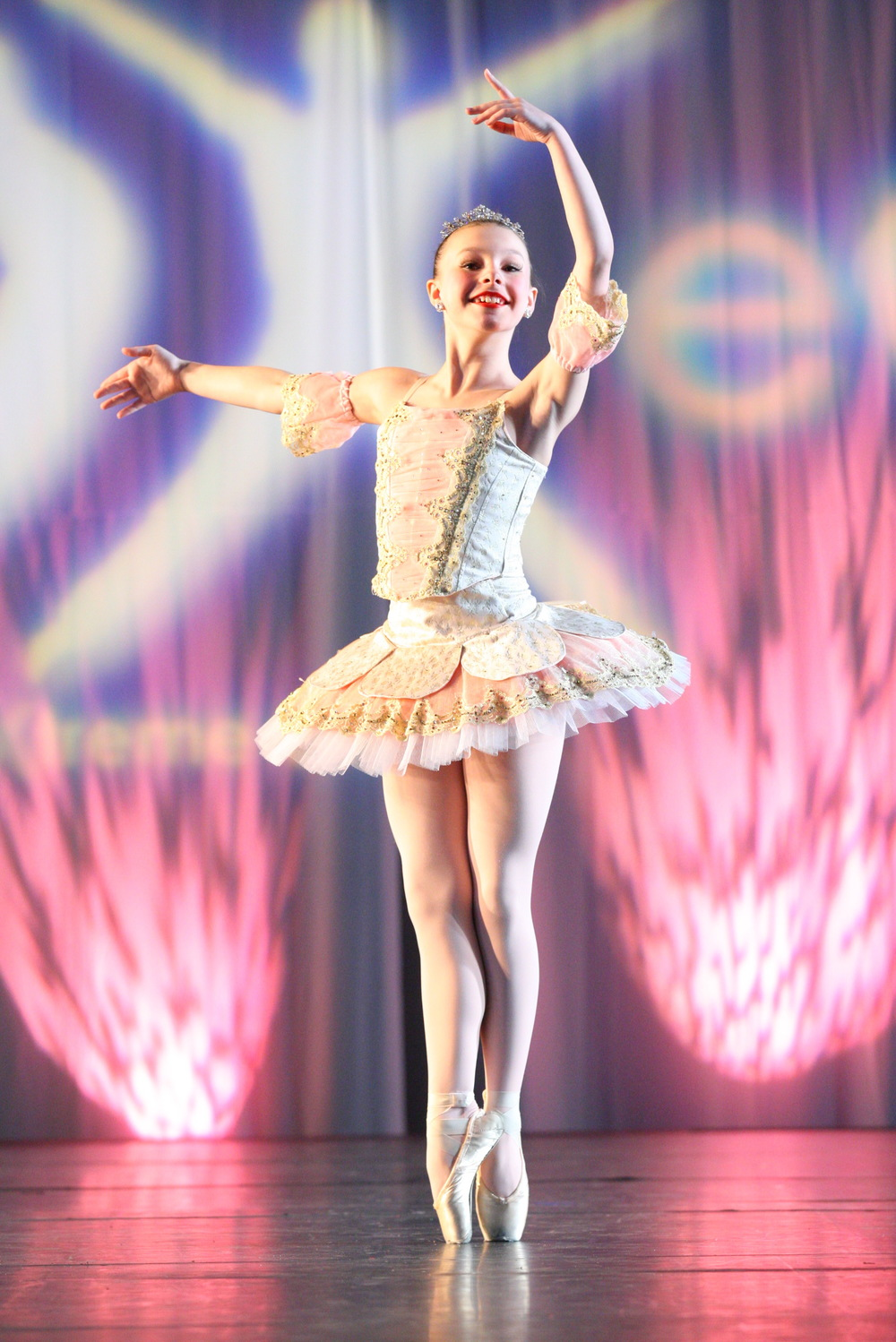 2013 - Olivia Vannucci from Summit Dance Shoppe
