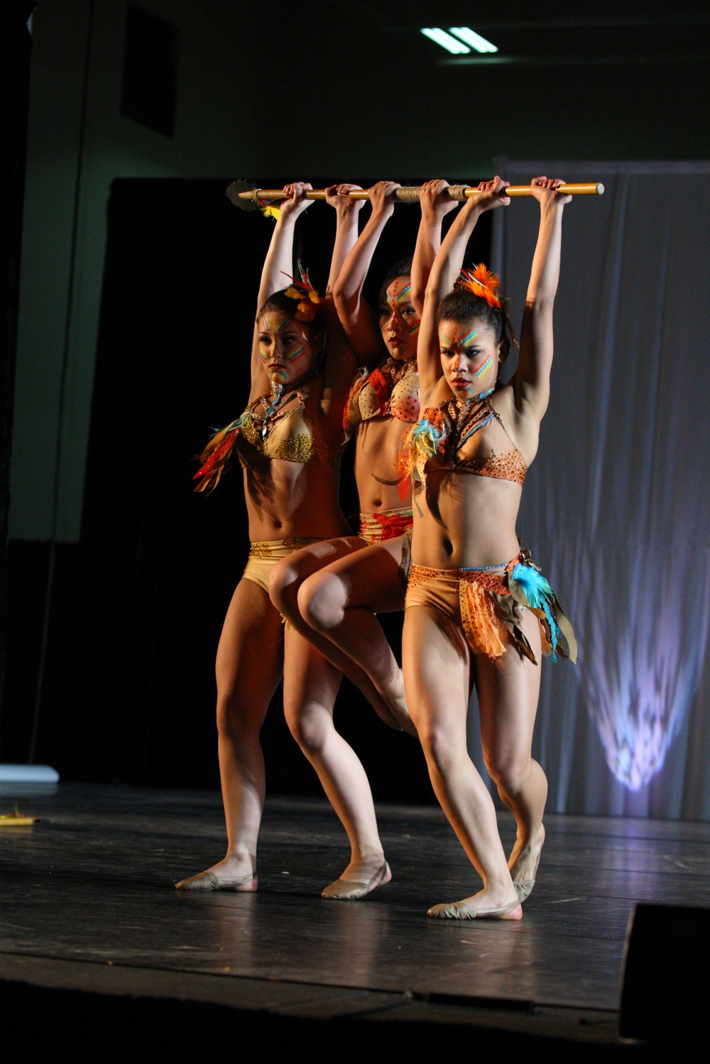 "2013 - ""Tribal Fear"" from Larkin Dance Studio"