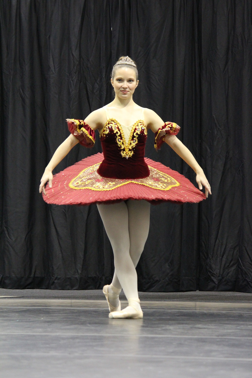 2013 - Aja Birch from Dance Elite