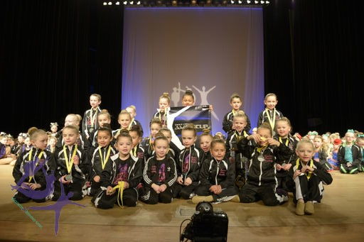 FOURSIS DAZZLER TINY DANCE TEAM