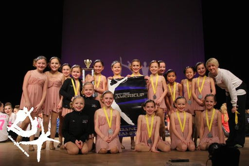 BROOKFIELD DANCE ACADEMY JUNIOR INTENSITY