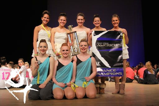 DYNAMIC DANCE SENIOR TEAM