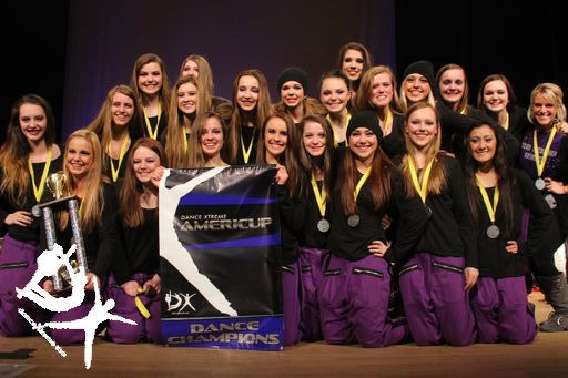 WAUNAKEE DANCE TEAM
