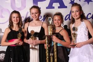 2010 Youth All American  AMY WALKER    Champion, South Dakota    2  Anna Boomsma|Dynamic Cheer & Dance, SD  3  Abbey Delaet|B'Dazzle Dance Team, WI  3  Lexi Schweinert|B'Dazzle Dance Team, WI
