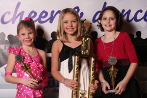 2010 Elementary All American SIERRA NELSON Champion, South Dakota 2 Lily Mae Wiesler|Power of Dance, WI 3 Madison Long|B'Dazzle Dance Team, WI