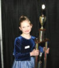 2005 Pee Wee All American ISABEL ESCH Woodbury Dance Center 2 Clare Ostroski|M & M All Stars 3 Corinne VerMulm| Champion 4 Alissa Kuhn|5678! Dance Studio 5 Paige Kassner|All Aboard All Star Dance