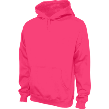 YOUTH SIZES available in solid hot pink. The color may be slightly different than the adult version. There are no stripes on the youth size. Small - Medium - Large - XL