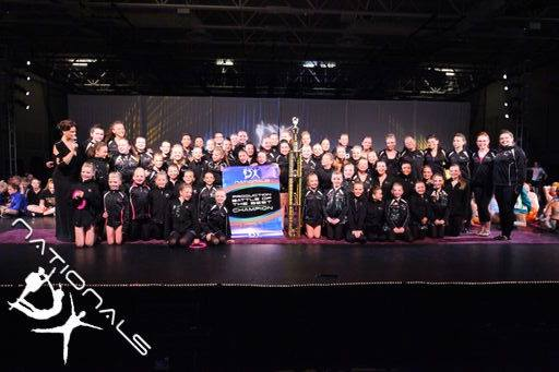 "2015 Production Battle of the Best CHAMPIONS - ""Rock of Ages"" from Arabesque Dance Studio of Blaine, MN"