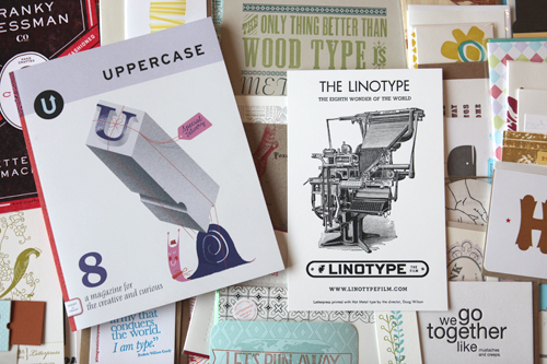 type tuesday: Linotype the Film — UPPERCASE