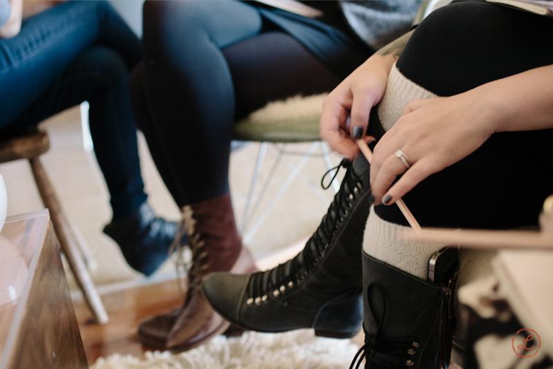 Footwear crush!
