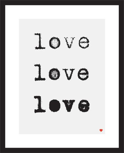 Love love love poster jpeg