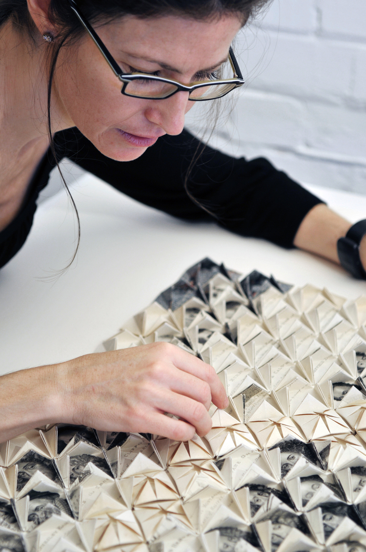 my life with paper: Francisca Prieto