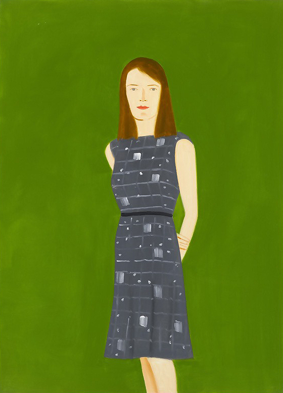 Alex Katz: Sharon