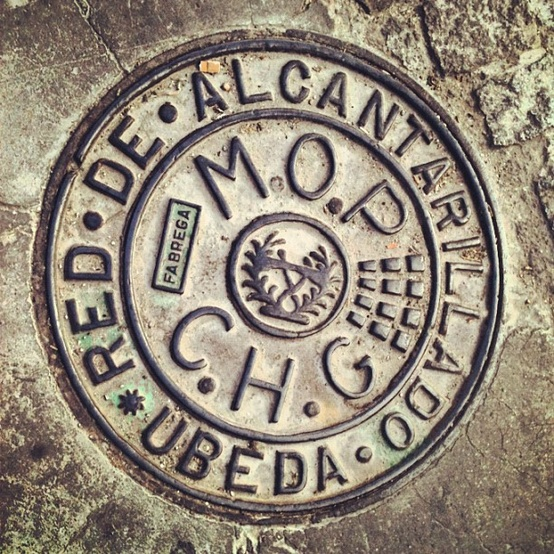 From Nikki's Pinterest board, The Manhole Project.