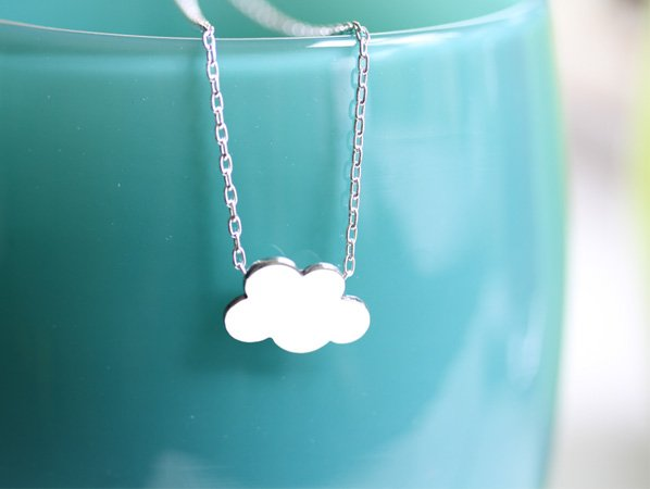 Kim Williamson silver cloud
