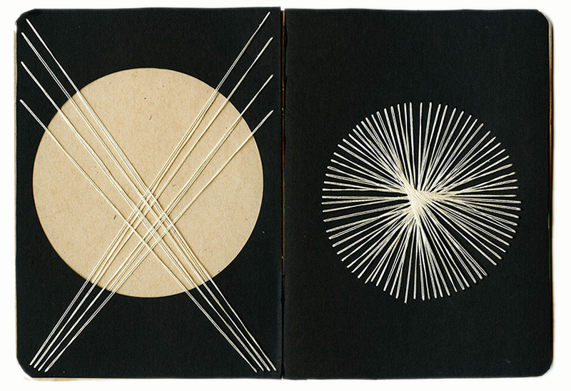 Sarah Jacoby sketchbook