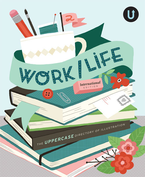 Work/Life 2, 2011 Cover by Alyssa Nassner