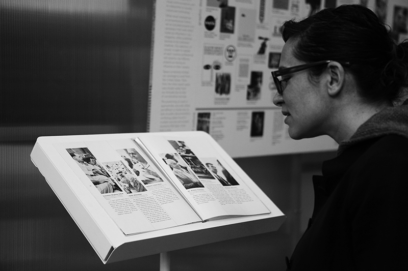 Aviva Michaelov, art director of the The New York Times, takes a closer look at the first issue of Communications Arts.