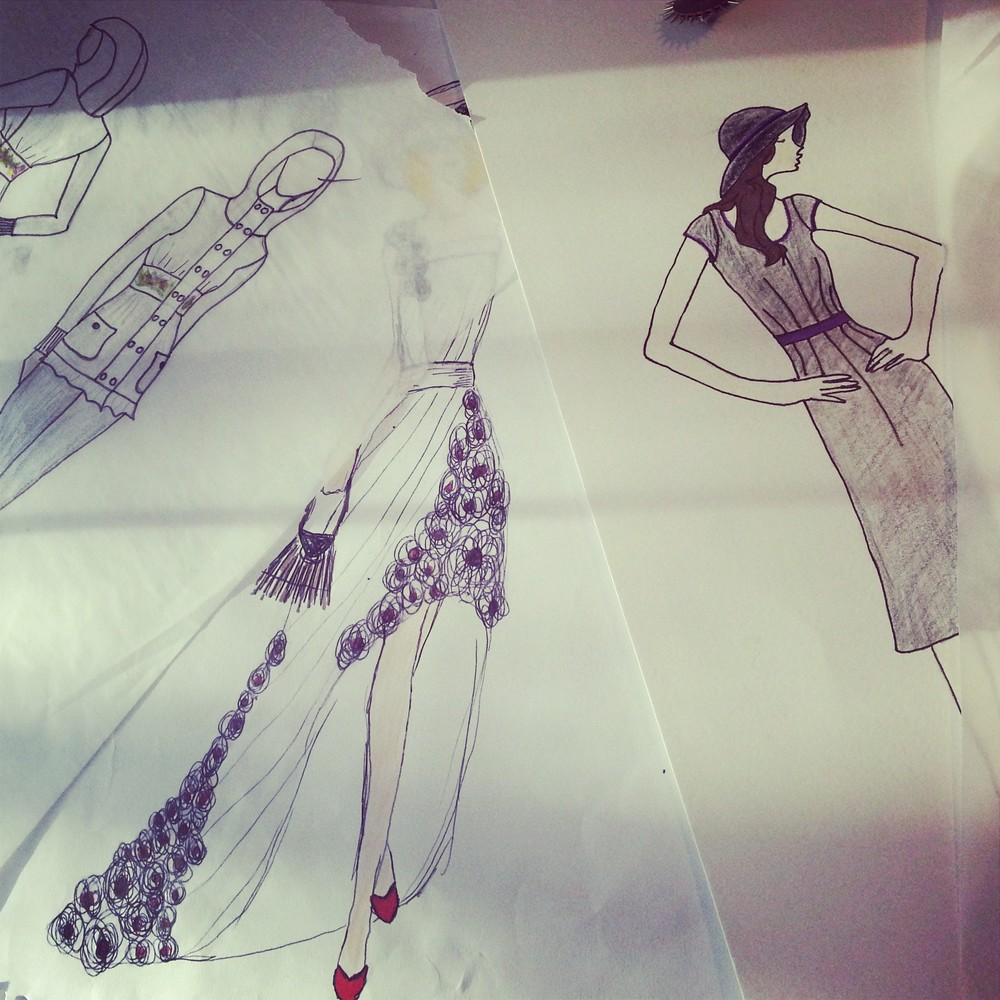 designs by Sarah Cameron