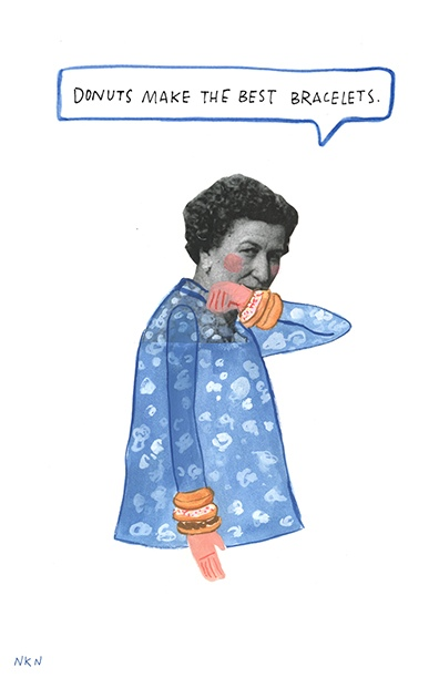 illustrations byNatalie K. Nelson Illustration