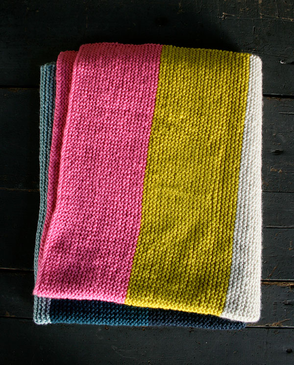 Super Easy Blanket pattern
