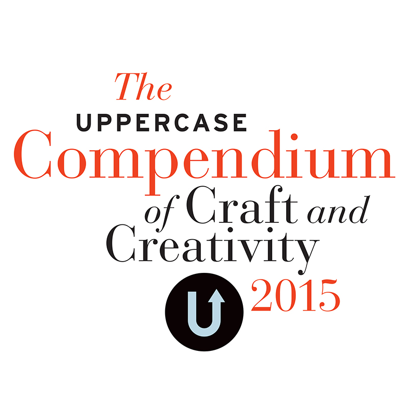 A new publication from UPPERCASE